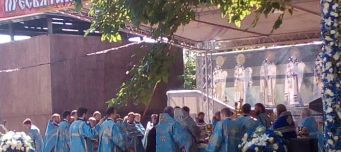 В день празднования Донской иконы Пресвятой Богородицы прихожане храма совершили паломническую поездку в Свято-Донской Старочеркасский мужской монастырь