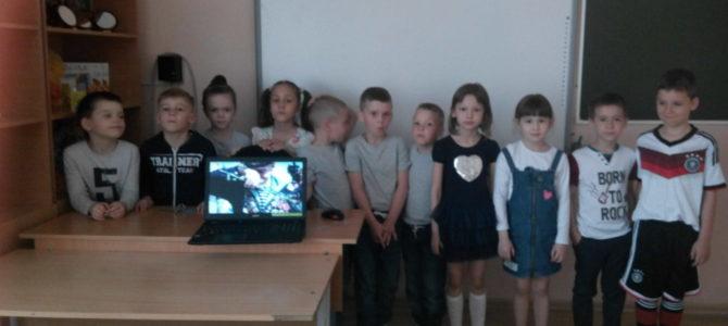 Помощник настоятеля храма Наталья Полторак провела цикл занятий в Центре дополнительного образования детей