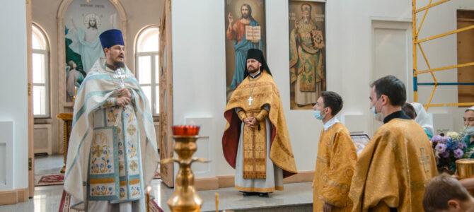В храм святого праведного Иоанна Кронштадтского вторым священником назначен иеромонах Григорий (Соколов)