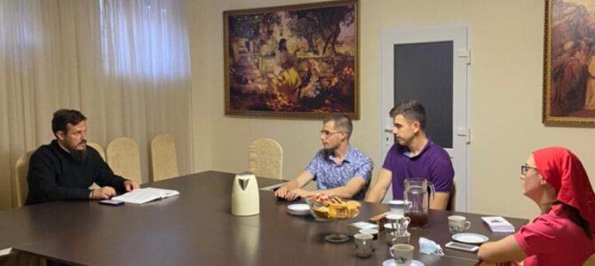 В Иоанно-Кронштадтском храме возобновились регулярные молодежные встречи